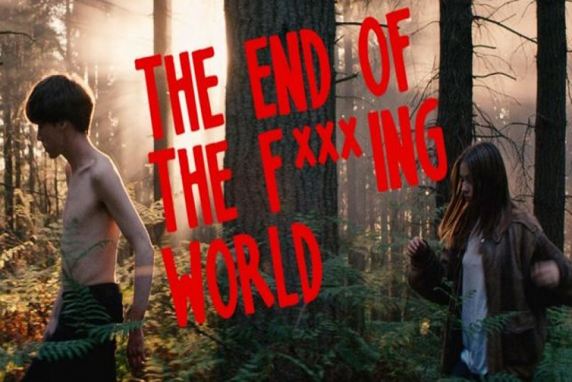 Paúl Miguel Ortega González  - The End of the F***ing World