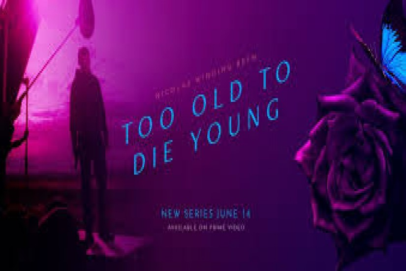 Paúl Miguel Ortega González  - Too Old To Die Young